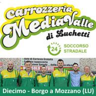 CARROZZERIA MEDIAVALLE SNC